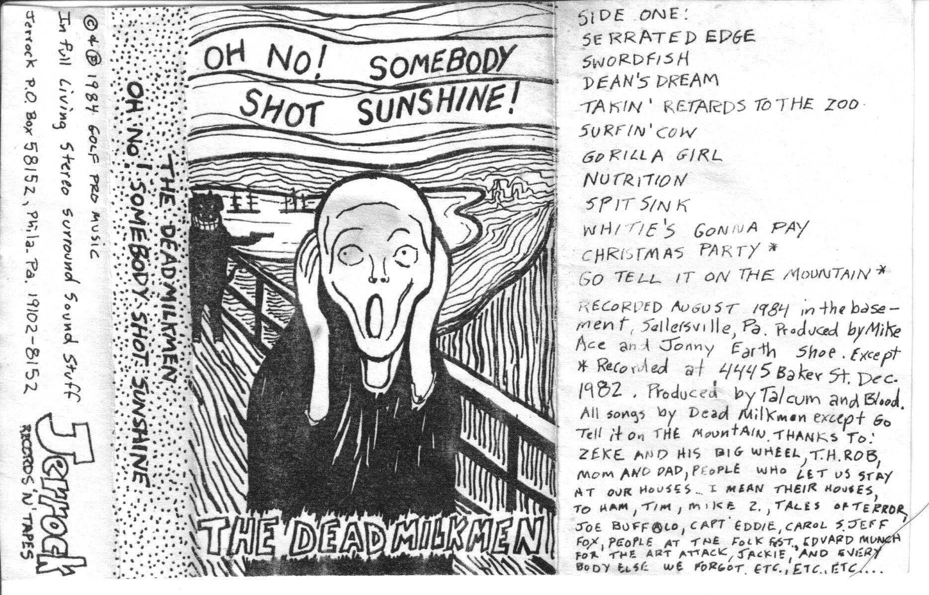 Index of /Milkhouse/02-Pre Big Lizard (83,84)/Dead Milkmen